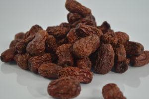 Fructus Zizyphi Jujubae - owoc daktyla czerwonego